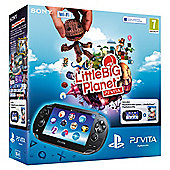 PSVITA WiFi and LBP Hard Bundle