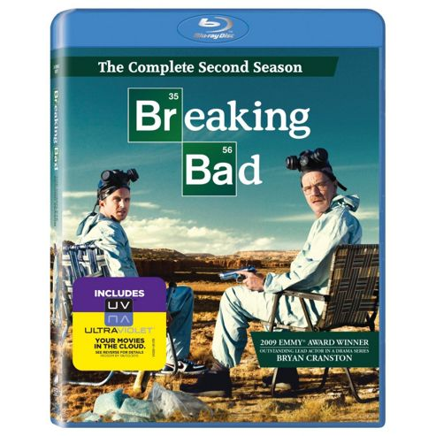 Breaking Bad - Season 2 (Blu-Ray Boxset)
