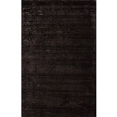 Hill & Co Jubilee Dark Brown Stripe Rug - 240cm x 170cm (7 ft 10.5 in x 5 ft 7 in)