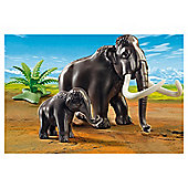 Playmobil 5105 Mammoth with Baby