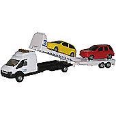 Motor Zone Recovery Transporter