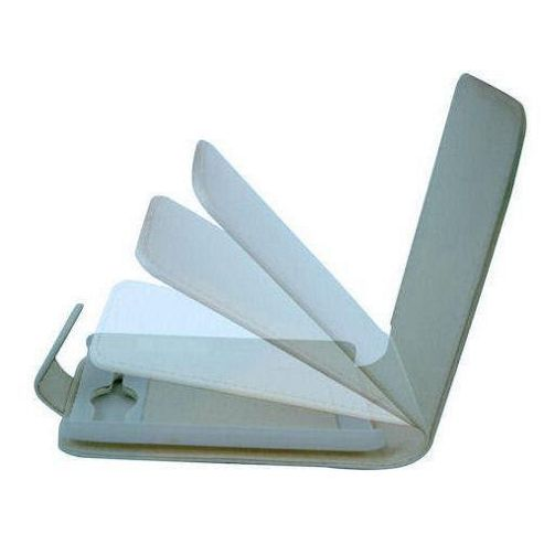 U-bop Neo-ORBIT Leather Case White - For Samsung Galaxy S3 S III GT-I9300