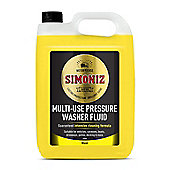 Simoniz Pressure Washer Liquid Detergent - 5L
