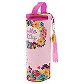Hello Kitty Floral Pencil Case