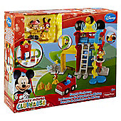 Mickey Mouse Clubhouse Funny Firehouse