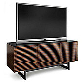BDI Corridor 8177 Chocolate Stained Walnut TV Stand