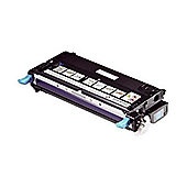 Dell High Capacity Cyan Toner Cartridge (Yield: 5,000 Pages) for Dell 2145cn