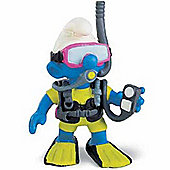 Schleich Smurf Favourites Scuba-Diver