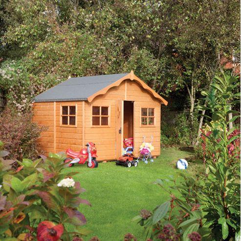 Rowlinson Playaway Lodge Playhouse
