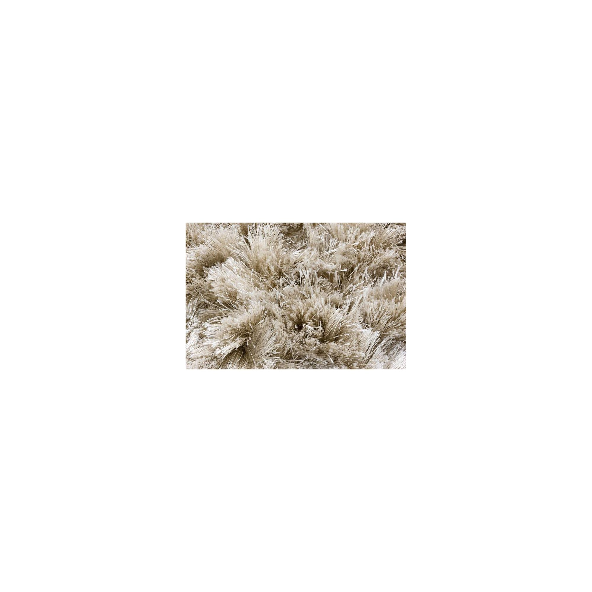 Linie Design Maltino Natural Shag Rug - 240cm x 170cm at Tescos Direct