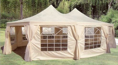 Arabian Tent Style Marquee 8.9x6m