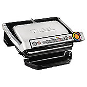Tefal GC713D40 OptiGrill+ Electric Health Grill  - Stainless Steel