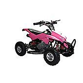 50cc Petrol Quad Bike Pink