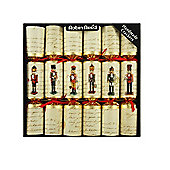 Robin Reed Crackers - Nutcracker - 12 Inch - 12 Pack