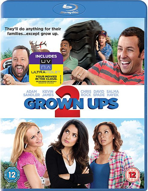 Grown Ups 2 (Blu Ray)