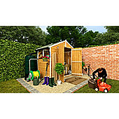 BillyOh 4000 4 x 7 Tongue & Groove Apex Shed