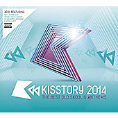 Kisstory 2014: Old School Classics (3CD)