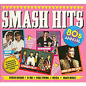 Smash Hit's 80's Annual (3CD)