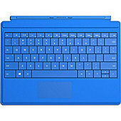 Microsoft Surface 3 Type Cover Keyboard (Bright Blue)