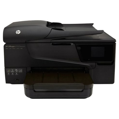 HP 6700 Premium Wireless All-in-one Colour Inkjet Printer and Fax Machine