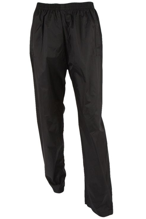 Mens Pakka Overtrouser Waterproof Taped Seams Walking Hiking Rain Trousers