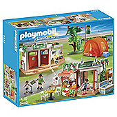 Playmobil 5432 Summer Fun Camp Site