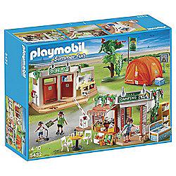 Playmobil 5432 Summer Fun Camp Site