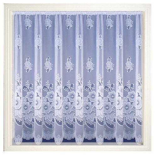 Tyrone New York Net Curtain W300xL91cm (118x35