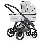 Bebecar Hip Hop Urban Magic Plus Black Combi Pram (427)