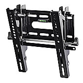 Hama Motion TV Bracket for 10 to 37 inch TV's Ultraslim - Black
