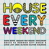 House Every Weekend (3CD)
