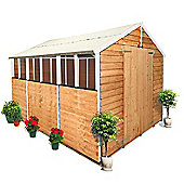 BillyOh 400 10 x 8 Overlap Apex Shed