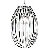 Endon Lighting Acrylic Non Electric Pendant