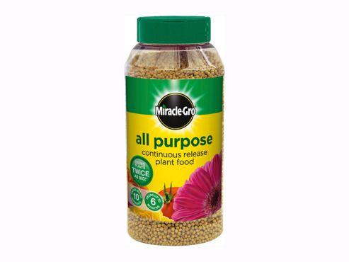 Miracle M-gro Slow Release Plant Food Jar 1Kg