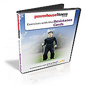Pocket PT Resistance Cords (Fitness DVD)