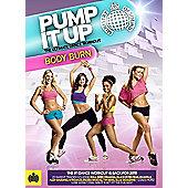 Pump It Up - Body Burn (Fitness DVD)