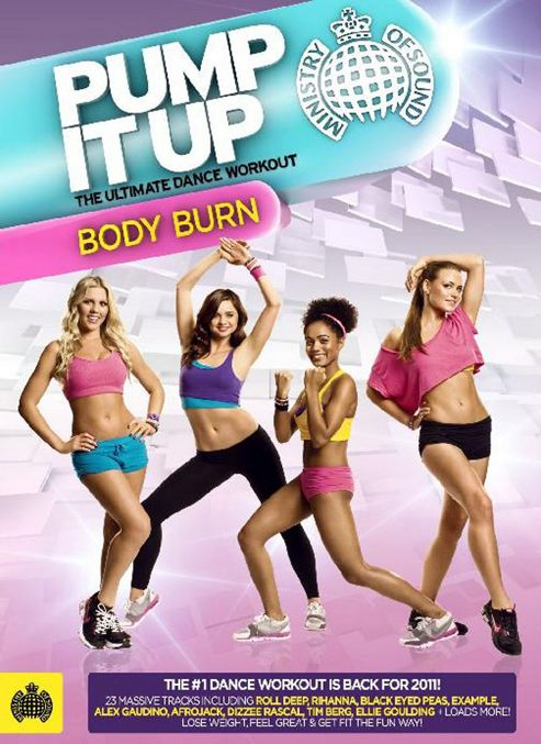 Pump It Up - Body Burn (Fitness DVD)