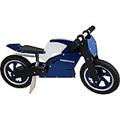 Kiddimoto Superbike (Blue/White)