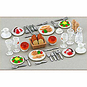 Sylvanian Families - Dinner for 2 Set