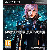 Lightning Returns - Final Fantasy XIII (PS3)