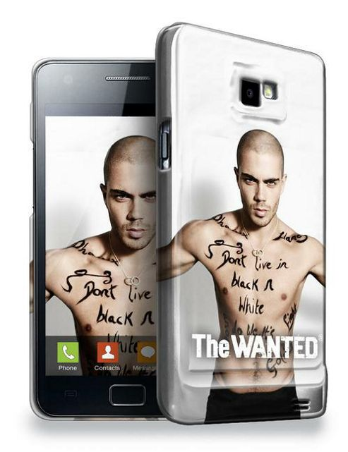 Upfront Case TRSSGTW6 Official The Wanted Phone Clip Case