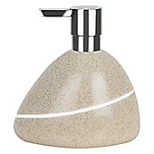 Spirella Etna Poly Soap Dispenser - Sand