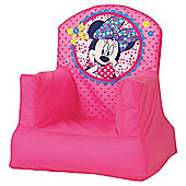Minnie Mouse Cosy Chair.