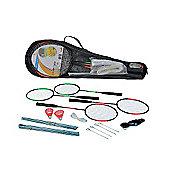 Simba Badminton 4 Players Set