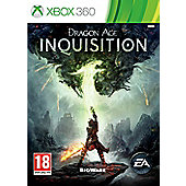 Dragon Age: Inquitision Xbox 360
