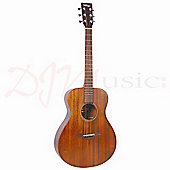 Vintage V300 Mahogany Acoustic Guitar