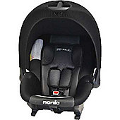 Babyride Graphic Black Car Seat, Group 0+