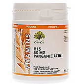 G & G Vitamin B15 Pangamic Acid 50mg Trufil Caps 100 Capsules