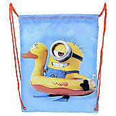Minion Made Swim bag