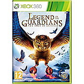 Legend of the Guardians - The Owls Of Ga Hoole - Xbox-360